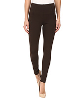Liverpool - Reese Ankle Leggings in Dark Chocolate