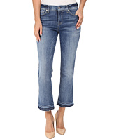 7 For All Mankind - Cropped Bootcut w/ Released Hem in Chelsea Lights