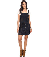 7 For All Mankind - Pinafore Denim Dress in Clean Rinse
