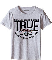 True Religion Kids - Denim Goods T-Shirt (Toddler/Little Kids)