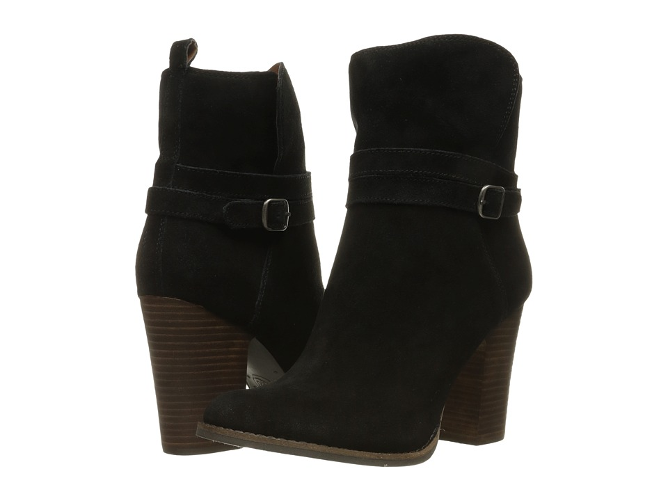 Lucky Brand Latonya (Black) Women