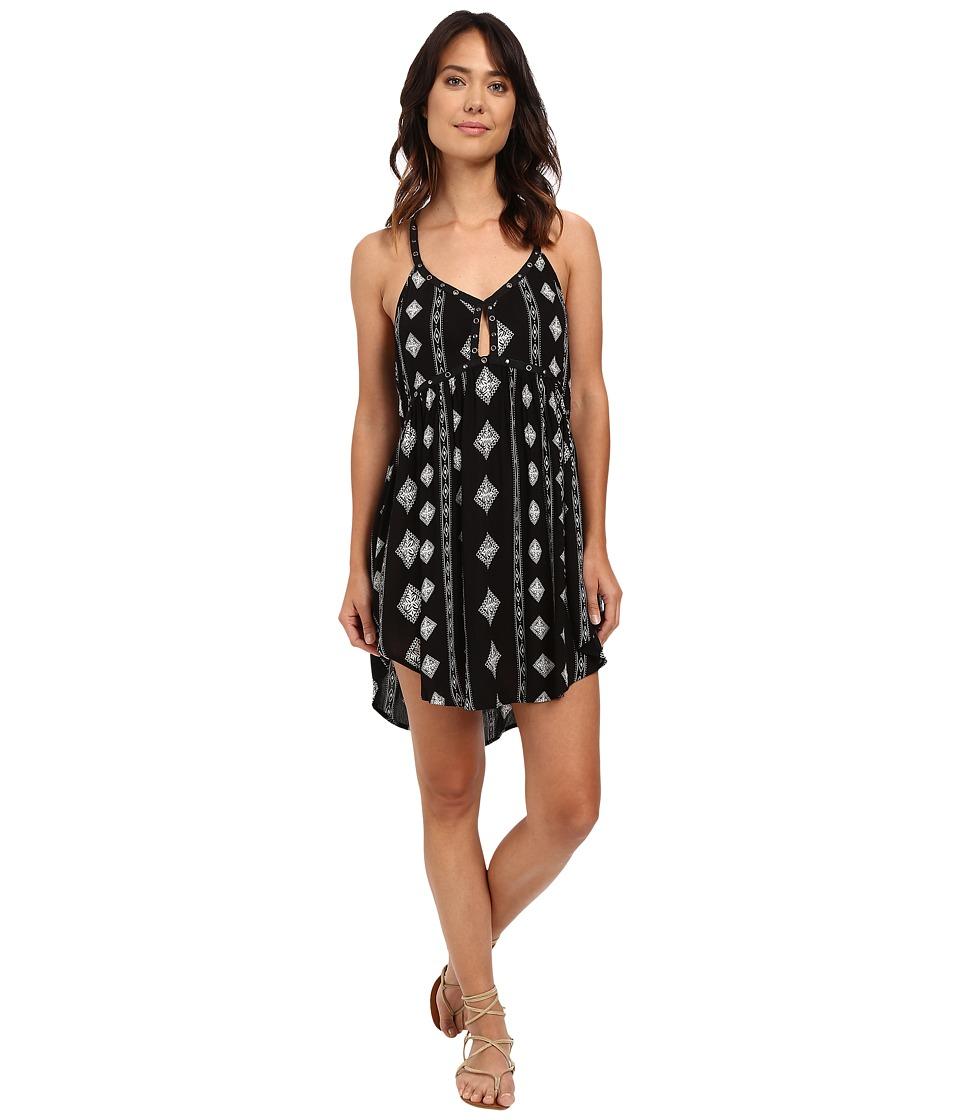 Image of Amuse Society - Ashby Dress (Black) Women's Dress