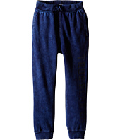 True Religion Kids - French Terry Drop Crotch Sweatpants (Toddler/Little Kids)