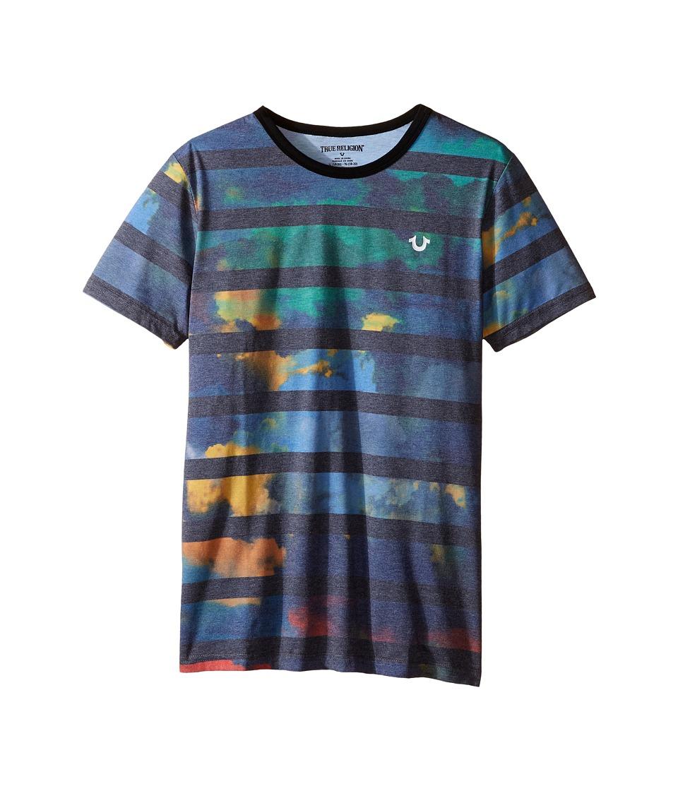 True Religion Kids - Cloud Nine T-Shirt (Big Kids) (Black) Boy