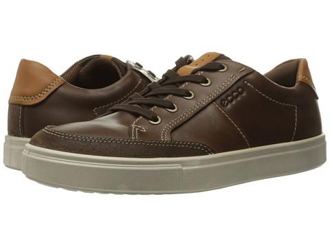 ECCO Kyle Classic Sneaker - Cocoa Brown/Cocoa Brown
