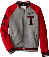 True Religion Kids - Fleece Letterman Jacket (Toddler/Little Kids)