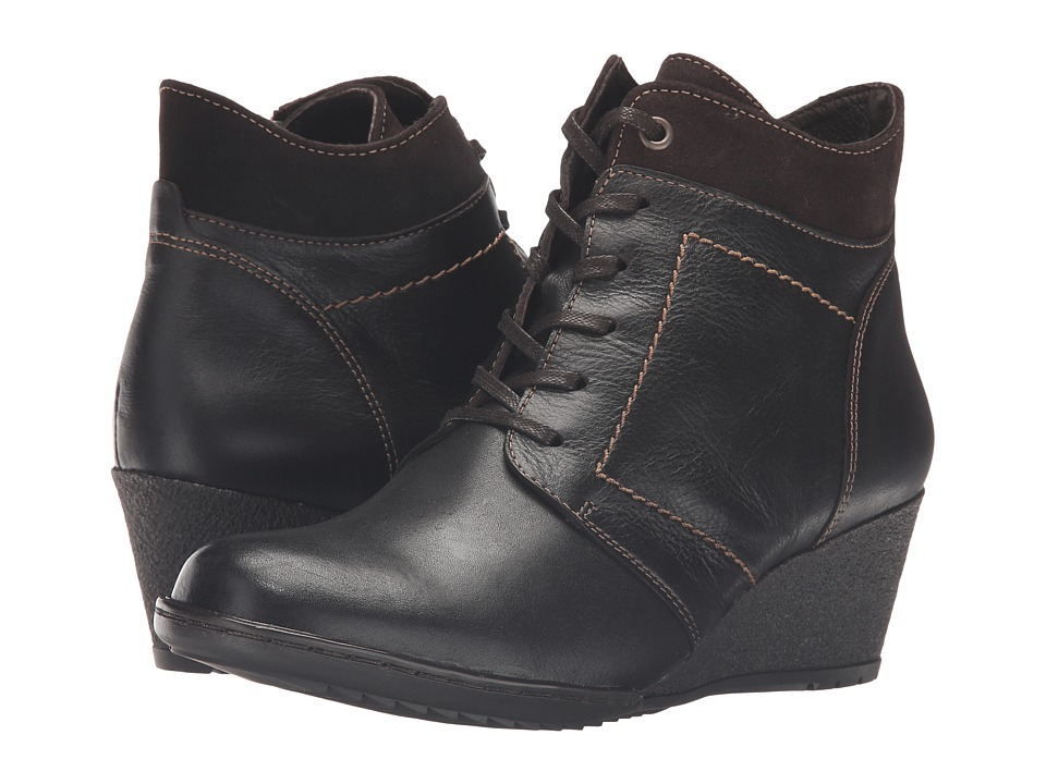 Spring Step - Sem (Dark Brown) Women