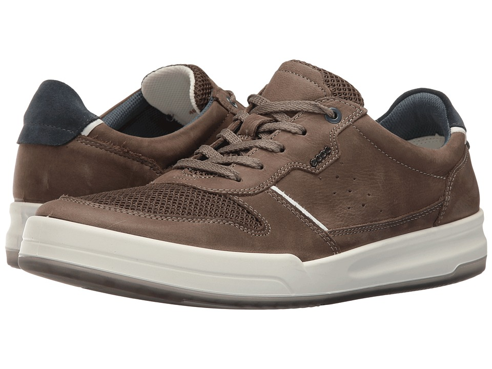 ECCO Jack Summer Sneaker (Tarmac/Tarmac) Men