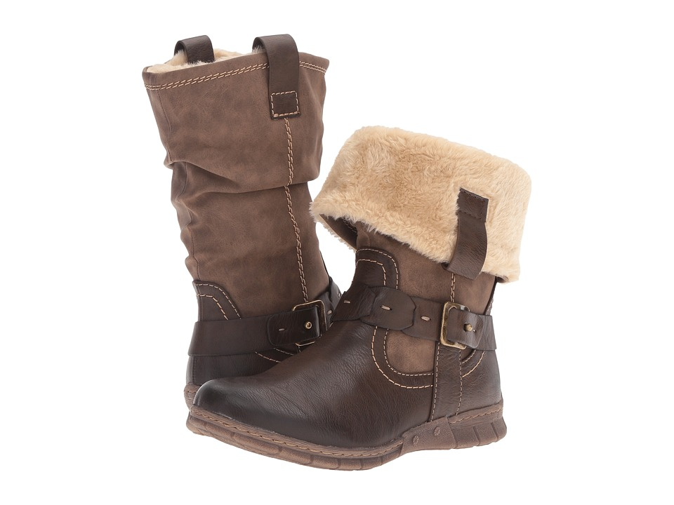 Spring Step Peeta (Brown) Women