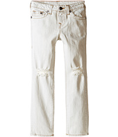 True Religion Kids - Fashion Geno Single End Jeans in Raw Grey (Toddler/Little Kids)