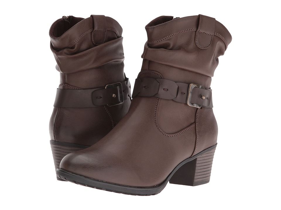 Spring Step - Biddy (Brown) Women