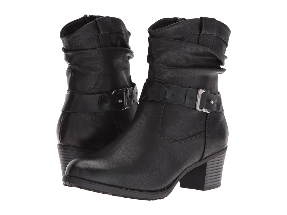 Spring Step - Biddy (Black) Women