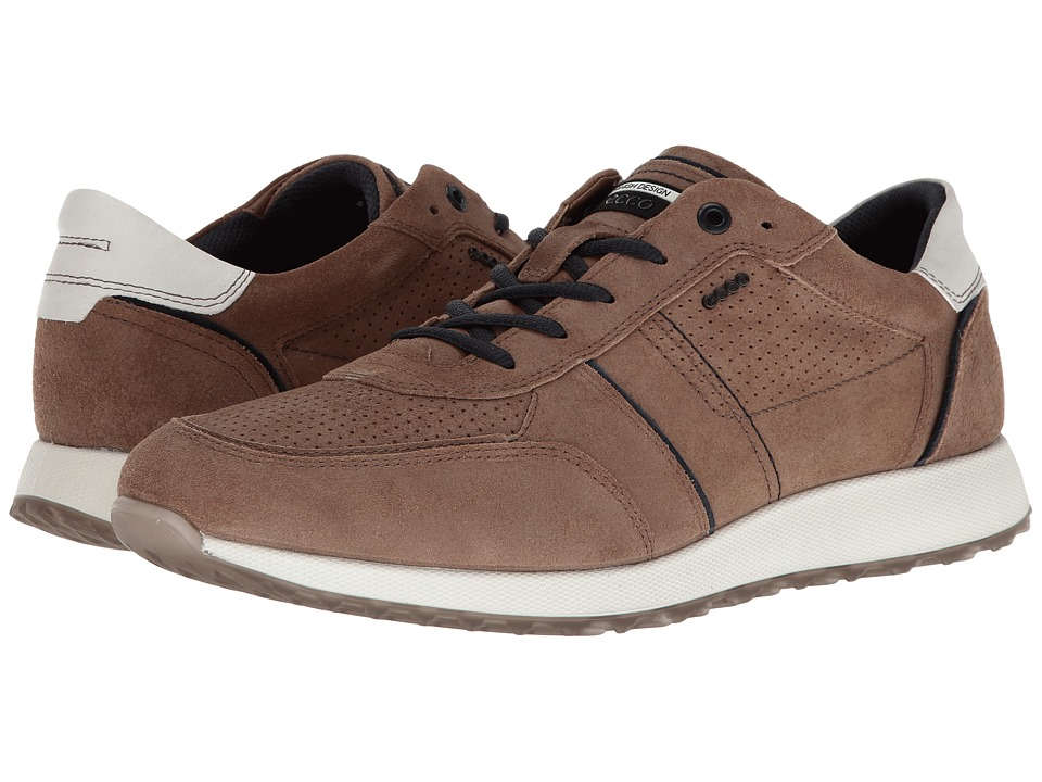 ECCO Summer Sneak (Navajo Brown/Marine) Men