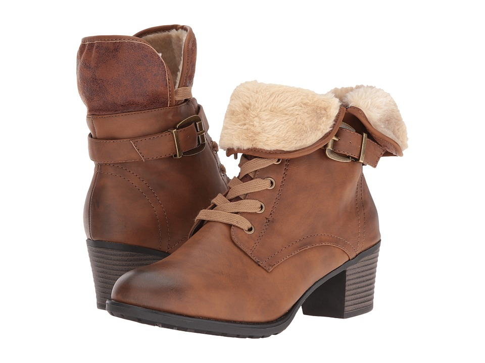 Spring Step Liona (Medium Brown) Women