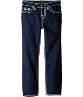 True Religion Kids - Geno Contrast Super T Jeans in Rinse/Gold (Toddler/Little Kids)