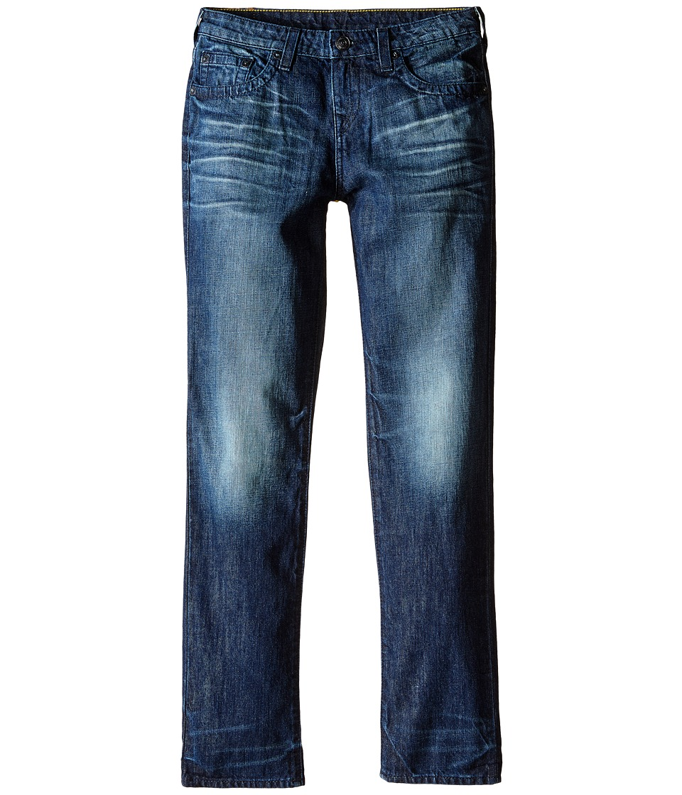 True Religion Kids - Fashion Geno Single End Jeans in Dresden Blue