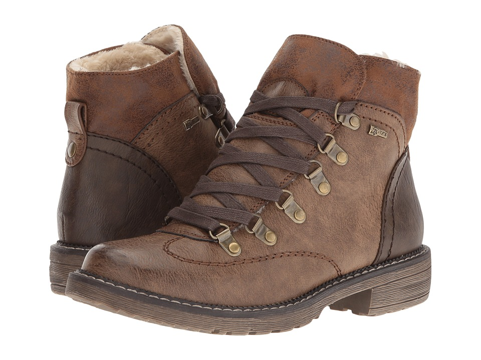 Spring Step Sine (Brown) Women