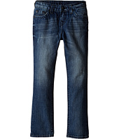 True Religion Kids - Fashion Geno Single End Jeans in Dark Destructed (Toddler/Little Kids)
