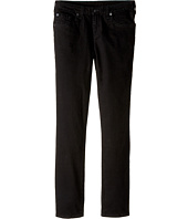 True Religion Kids - Fashion Geno Single End Jeans in Charred Black (Big Kids)