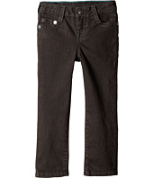 True Religion Kids - Fashion Geno Single End Jeans in Charred Black (Toddler/Little Kids)