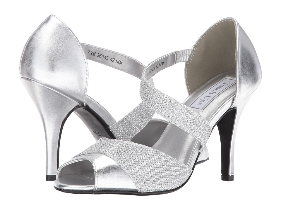 Touch Ups Adeline (Silver Shimmer) Women