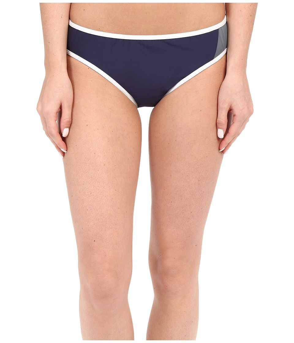 Nautica Block Tackle Retro Pants NA34356 Navy Womens Swimwear