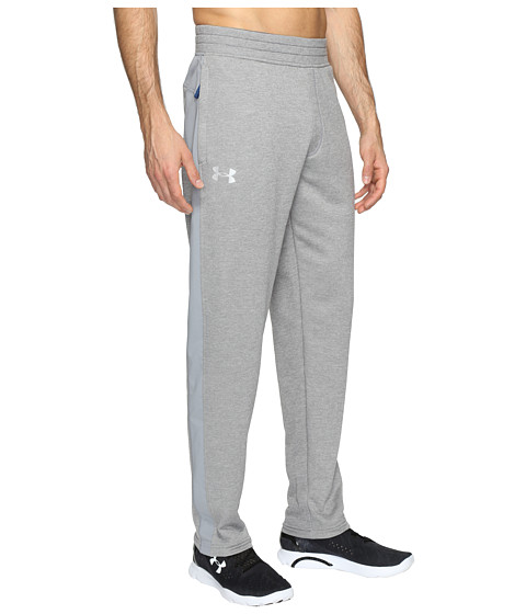 Under Armour Tech Terry Pants - True Gray Heather/Steel/Silver