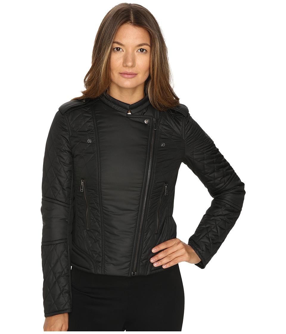 Image of BELSTAFF - Enduro Lightweight Technical Quilt Jacket (Black) Women's Coat