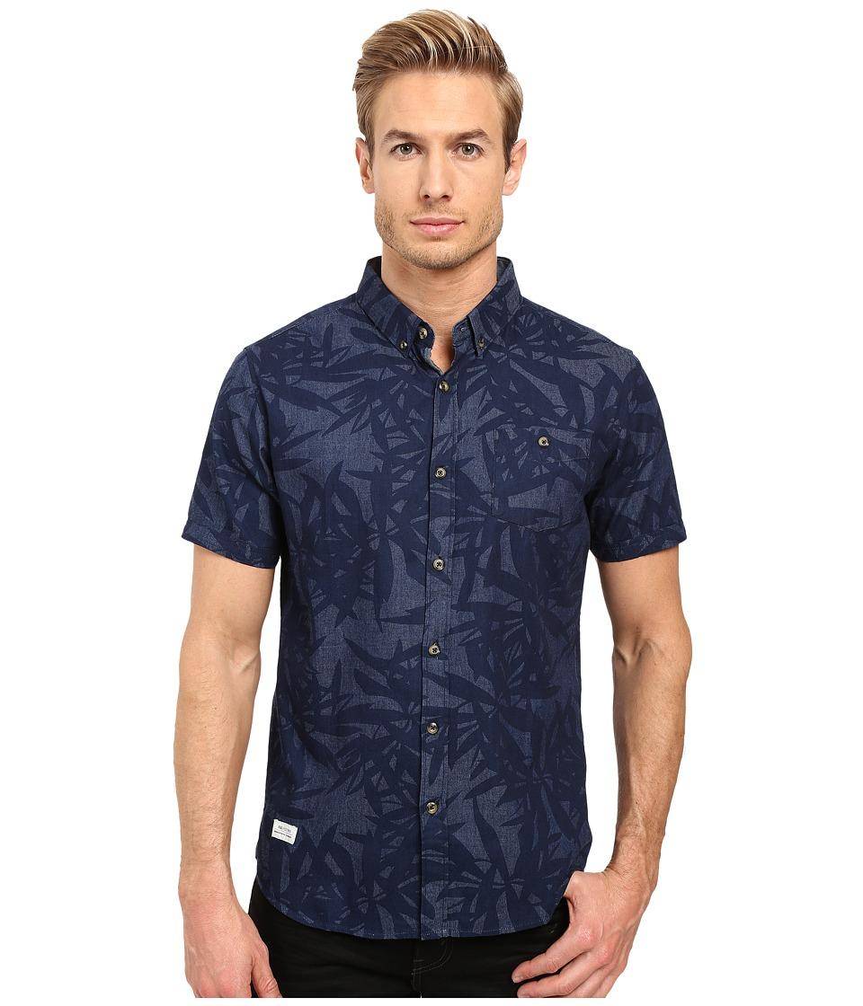 7 Diamonds - Waves of Nature Short Sleeve Shirt