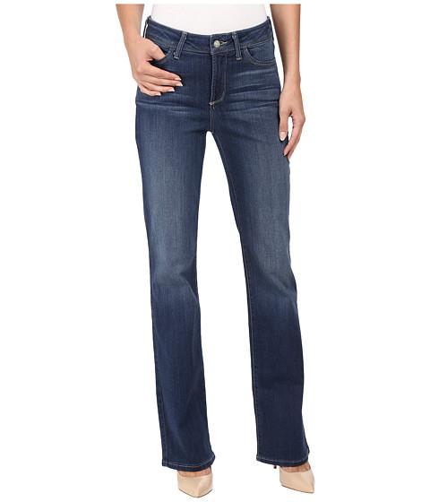 NYDJ Barbara Bootcut Jeans in Sure Stretch Denim - Saint Veran Wash