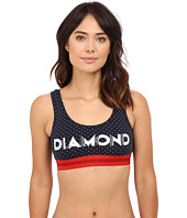 Diamond Supply Co. - Deco Bralette