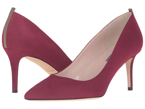 SJP by Sarah Jessica Parker Fawn 70mm - Broadside Suede