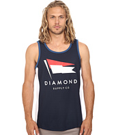 Diamond Supply Co. - Yacht Color Block Tank Top