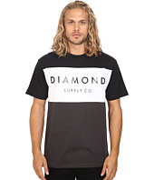 Diamond Supply Co. - Yacht Color Block Short Sleeve Tee