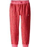 True Religion Kids - Mineral Wash Fleece Crop Pants (Little Kids/Big Kids)