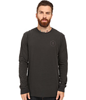 VISSLA - Forecast Pigment Dyed 30 Singles Long Sleeve Crew