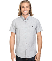 VISSLA - Spot Search Short Sleeve End on End Woven