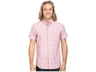 Destination Unknown Short Sleeve Printed Woven