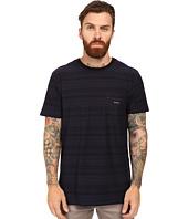 VISSLA - Sognar Short Sleeve Pocket Tee Slub Jersey