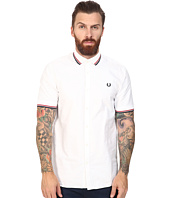 Fred Perry - Flat Knit Collar Oxford Shirt