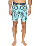 VISSLA - Mystic Abyss 4-Way Stretch Boardshorts 18.5