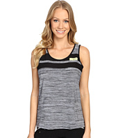 Jamie Sadock - Actif Marled Knit Sleeveless Tank Top
