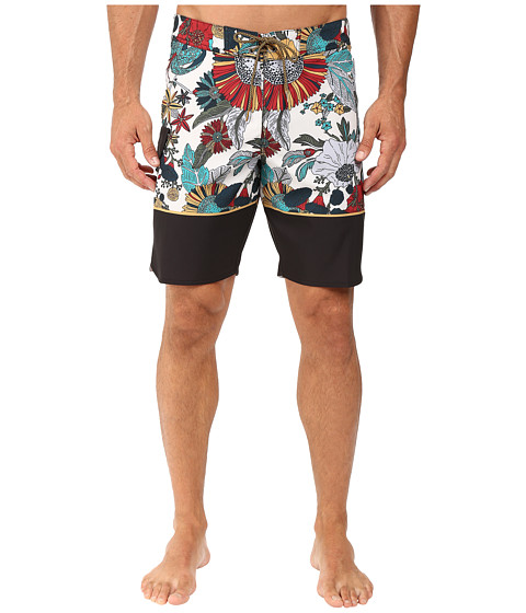 VISSLA Garden City 4-Way Stretch Boardshorts 18.5