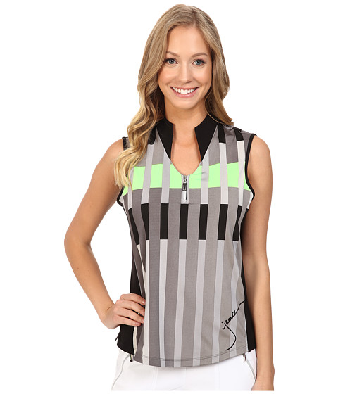 Jamie Sadock Miami Print Sleeveless Top