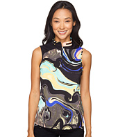 Jamie Sadock - Galaxy Print Sleeveless Top