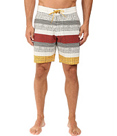 VISSLA - Kookabunga Washed 4-Way Stretch Boardshorts 18.5