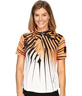 Jamie Sadock - Electricity Print Short Sleeve Top