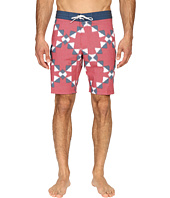 VISSLA - Destination Unknown Washed 4-Way Stretch Boardshorts 20