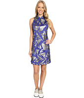 Jamie Sadock - Planet J Print Textured Dress