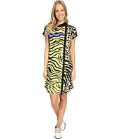 Jamie Sadock - Animal Print Dress with Pockets
